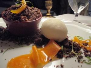 GlenloAbbey Carrot Cake