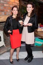 Nicola and Erica Harvey