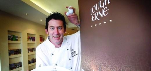 Noel_McMeel,_Executive_Head_Chef_Lough_Erne_Resort