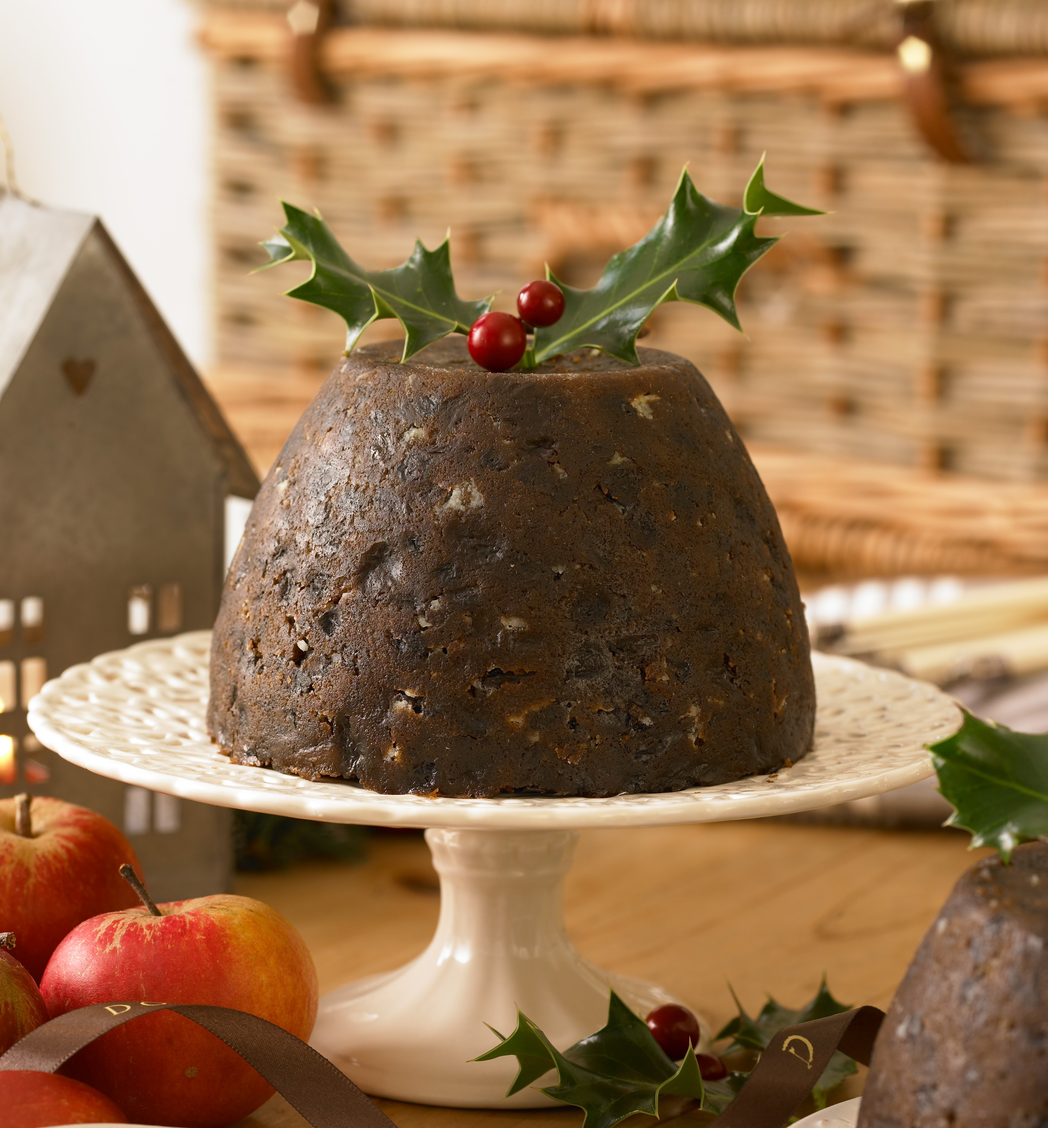 Traditional christmas pudding recipe thetaste product of the lodge kitchen at doonbeg forumfinder Choice Image