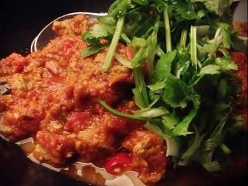 Daging Masak Merah in My Thai Restaurant