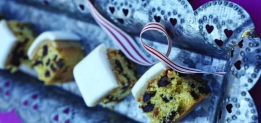Darina Allen Light Christmas Cake