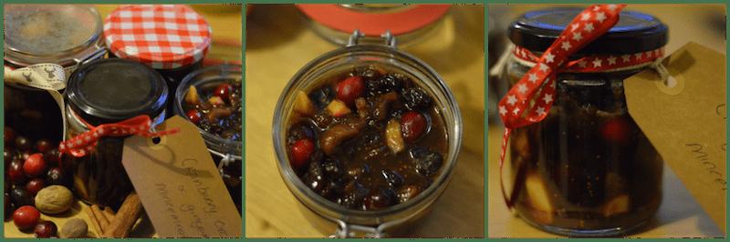 jars of mincemeat