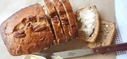 Anna Jane Kingston Banana & Pecan Loaf
