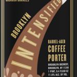 Intensified Coffee Porter - Brooklyn Brewery
