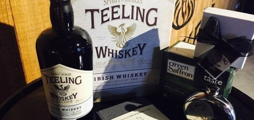Win a Teeling Whiskey Gift Pack Including a Bottle of Small Batch - CLOSED