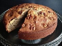 Niamh Mannion Walnut Cake
