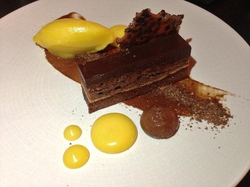 Chocolate, Passion Fruit
