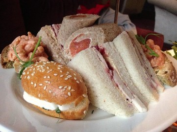Carton House Sandwich Selection for Afternoon Tea