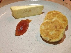 Youn Buck, Drop Scones, Quince