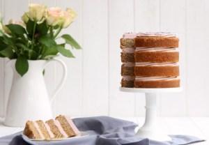 Cove Cake Lavender Earl Grey Tea Cake