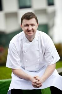 Chef Gareth Mullins The Marker Hotel