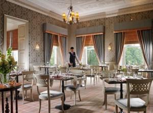 Roseville Rooms Restaurant at Faithlegg House Hotel