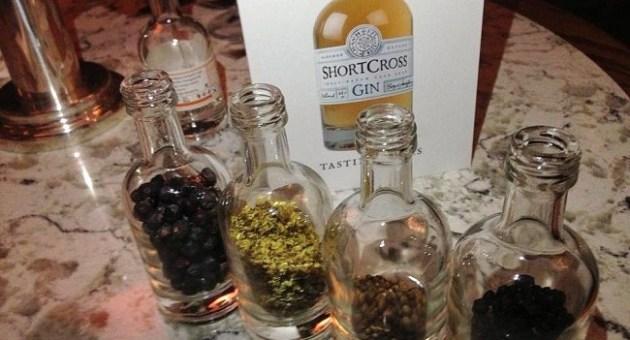 Shortcross Gin Botanicals