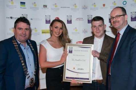 Ulster Restaurant Awards12