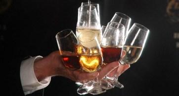 Brioche Wines from Spain Sherry Dinner