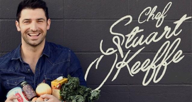 Chef Stuart O'Keeffe