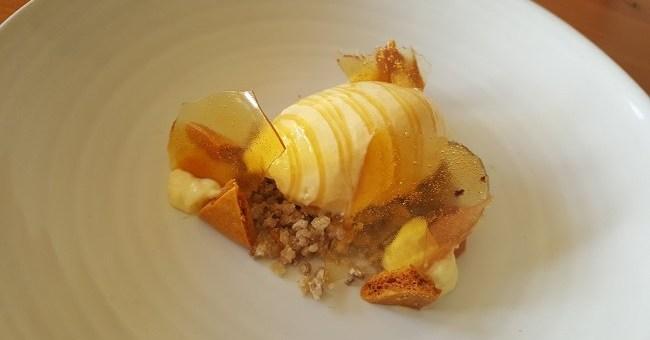 Neil Ferguson Dessert