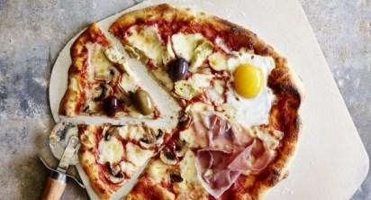 Pizza Romana Tasting Rome Cookbook