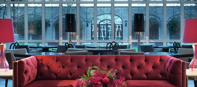 Lobby Lounge InterContinental Dublin