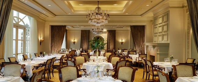 Seasons Restaurant Intercontinental Dublin