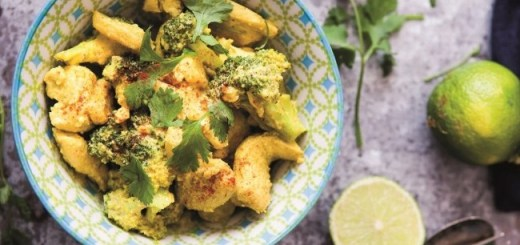 coconut grove chicken curry recipe by Oliver McCabe