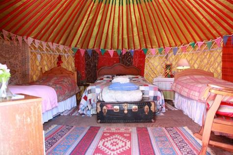 The Ultimate Guide to Glamping in Ireland Galway Glamping