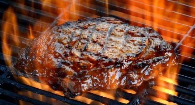 Flame Steak