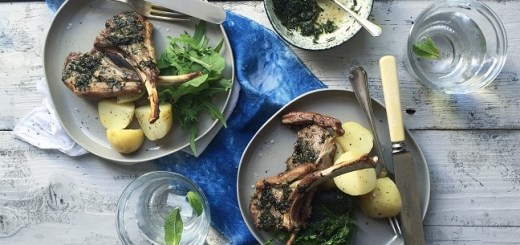 Mint Marinaded Lamb Chops Recipe Video by Jette Virdi