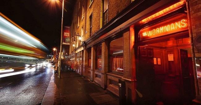 The Workman's Club, Dublin 2