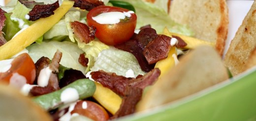 BLT Salad Recipe by Catherine Fulvio