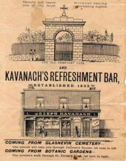 It's Alive! The Gravediggers (John Kavanagh's) - Bar Review