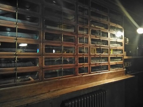 Velvet and Silk on a Glass: The Rag Trader, Drury Street - Bar Review