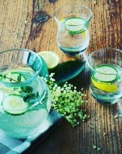 Elderflower Cordial Recipe by Shane Smith