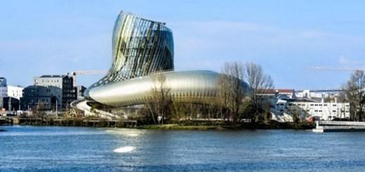 Disneyland for Wine Lovers: Theme Park La Cité du Vin just Opened in Bordeaux