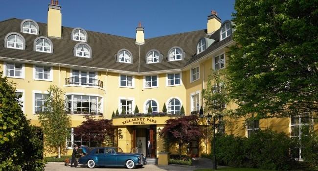 Killarney Park Hotel.
