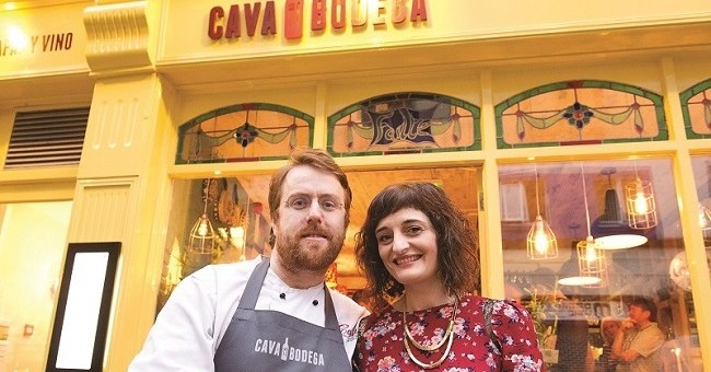 Ireland's First Sherry Festival Coming this September at Cava Bodega