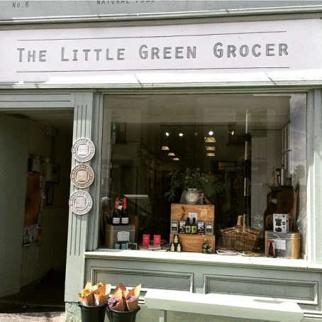The Little Green Grocer