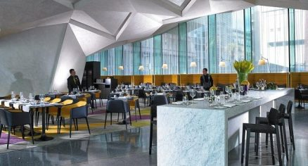 The Brasserie at The Marker Hotel