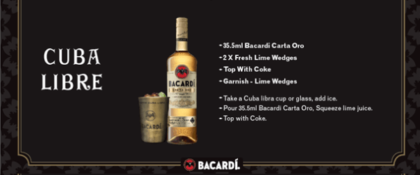 Transform Your Place Into Casa Bacardi For A Night