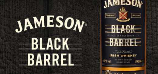 Jameson Black Barrel Gets a Stylish Makeover