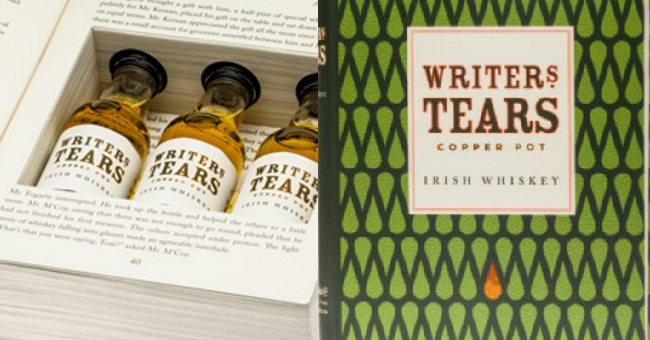 Irish Whiskey Writers Tears Launches James Joyce Inspired Gift Pack