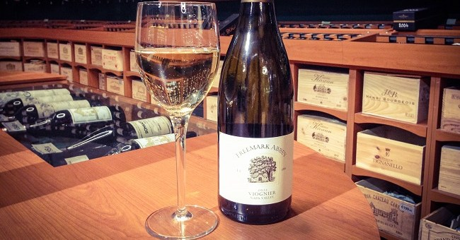 Wine Wednesday Pick from O'Briens: Freemark Abbey Napa Valley Viognier 2011