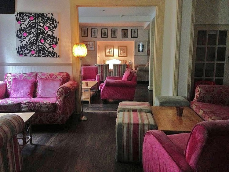 The Strand Inn Lounge