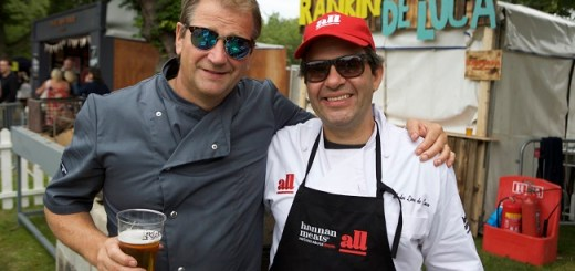 The Big Grill Festival a Flamin' Success in Herbert Park