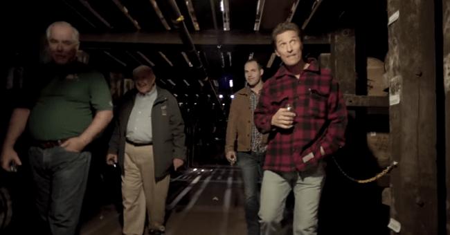 Matthew McConaughey is Wild Turkey's New Creative Director