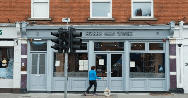 Green Man Wines Wine Lovers' Agenda for September 2016
