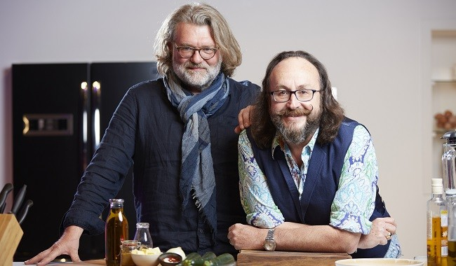 The Hairy Bikers BBC Good Food Show