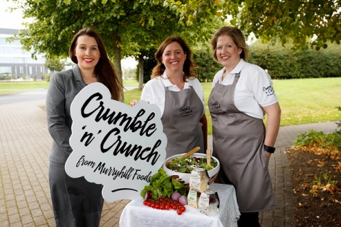 Crumble'n'Crunch – An Irish Addition to Salads and Pizzas