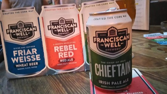 Franciscan Well Launches Canned Craft Beer Range
